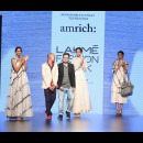 Amrich by Amit and Richard at Lakme Fashion Week AW16 - Look 17