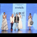Amrich by Amit and Richard at Lakme Fashion Week AW16 - Look 6