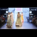 Anushree Reddy at Lakme Fashion Week AW16 - Look 18