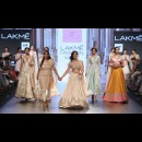 Anushree Reddy at Lakme Fashion Week AW16 - Look 22