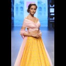 Anushree Reddy at Lakme Fashion Week AW16 - Look 28