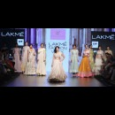 Anushree Reddy at Lakme Fashion Week AW16 - Look 29