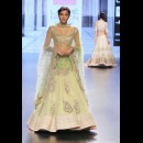 Anushree Reddy at Lakme Fashion Week AW16 - Look 30