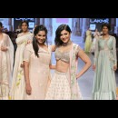Anushree Reddy at Lakme Fashion Week AW16 - Look 7