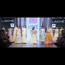 Anushree Reddy at Lakme Fashion Week AW16 - Look 9