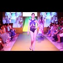 Babita Malkani at India Beach Fashion Week AW15 - Look1