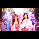 Babita Malkani at India Beach Fashion Week AW15 - Look13
