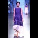 Debashri Samanta at Lakme Fashion Week AW16 - Look 13