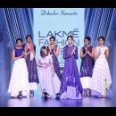 Debashri Samanta at Lakme Fashion Week AW16 - Look 14