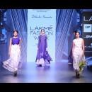 Debashri Samanta at Lakme Fashion Week AW16 - Look 18