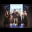 Deepa Gurnani  at Lakme Fashion Week AW16 - Look 4