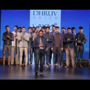 Dhruv Kapur at Lakme Fashion Week AW16 - Look 2