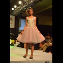 Elisha Wadhwani at India Kids Fashion Week AW15 - Look 101