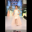 Elisha Wadhwani at India Kids Fashion Week AW15 - Look 122