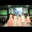 Elisha Wadhwani at India Kids Fashion Week AW15 - Look 17