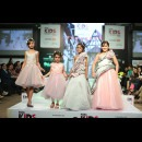 Elisha Wadhwani at India Kids Fashion Week AW15 - Look 2
