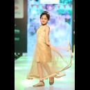 Elisha Wadhwani at India Kids Fashion Week AW15 - Look 22