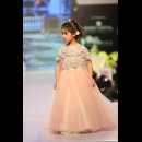 Elisha Wadhwani at India Kids Fashion Week AW15 - Look 42
