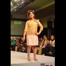 Elisha Wadhwani at India Kids Fashion Week AW15 - Look 45