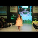 Elisha Wadhwani at India Kids Fashion Week AW15 - Look 50