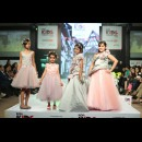 Elisha Wadhwani at India Kids Fashion Week AW15 - Look 58