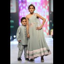 Elisha Wadhwani at India Kids Fashion Week AW15 - Look 61