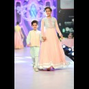 Elisha Wadhwani at India Kids Fashion Week AW15 - Look 72