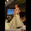 Elisha Wadhwani at India Kids Fashion Week AW15 - Look 95
