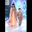 Elisha Wadhwani at India Kids Fashion Week AW15 - Look 98