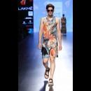 Farah Sanjana at Lakme Fashion Week AW16 - Look 14