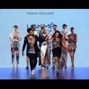 Farah Sanjana at Lakme Fashion Week AW16 - Look 15