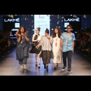 INIFD Presents Gen Next at Lakme Fashion Week AW16 - Look 22
