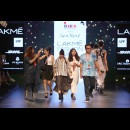 INIFD Presents Gen Next at Lakme Fashion Week AW16 - Look 33