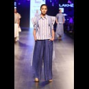 INIFD Presents Gen Next at Lakme Fashion Week AW16 - Look 44