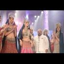JJ Valaya  at India bridal fashion week AW15 - Look1