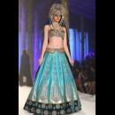 JJ Valaya  at India bridal fashion week AW15 - Look11