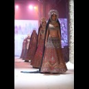 JJ Valaya  at India bridal fashion week AW15 - Look17