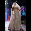 Jyotsna Tiwari  at India bridal fashion week AW15 - Look1