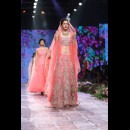 Jyotsna Tiwari  at India bridal fashion week AW15 - Look12