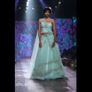 Jyotsna Tiwari  at India bridal fashion week AW15 - Look2