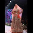 Jyotsna Tiwari  at India bridal fashion week AW15 - Look4