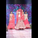 Jyotsna Tiwari  at India bridal fashion week AW15 - Look9