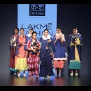 Ka Sha at Lakme Fashion Week AW16 - Look 12