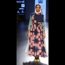 Ka Sha at Lakme Fashion Week AW16 - Look 17