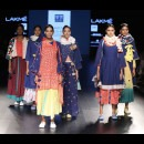Ka Sha at Lakme Fashion Week AW16 - Look 22