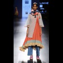 Ka Sha at Lakme Fashion Week AW16 - Look 7