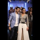 Karn Malhotra at Lakme Fashion Week AW16 - Look 7