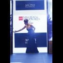 Moni Agarwal at India Beach Fashion Week AW16 - Look 11