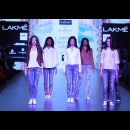 Monisha Jaising at Lakme Fashion Week AW16 - Look 39