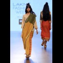 Paromita Banerjee at Lakme Fashion Week AW16 - Look 29